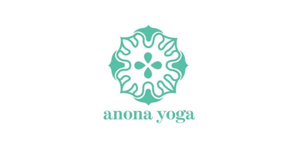 anona yoga logo